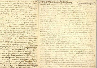 Ensemb le d'envir on 180 pi èces : Marie-Thérèse-Amélie...