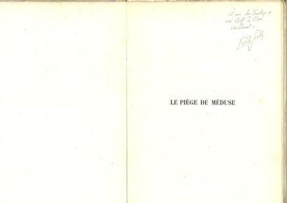SATIE (Erik ). Le Piège de Méduse. Paris,...