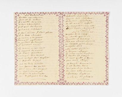 POMPADOUR (Jeanne-Antoinette Poisson, marqui...