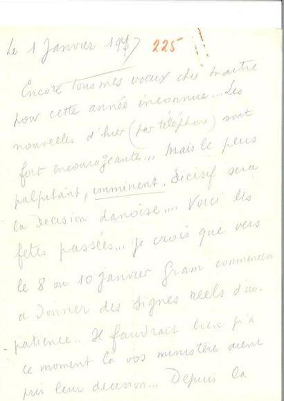 CÉLINE (Louis-Fer dinand Destouches, dit...