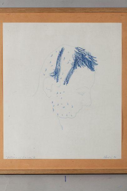 GABOR ATTALAI (HUN/ 1934-2011) Process of...