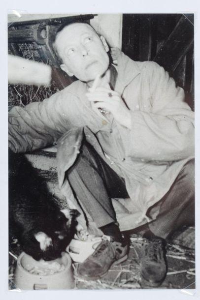 HANNE DARBOVEN (DEU/ 1941-2009) Sans titre...