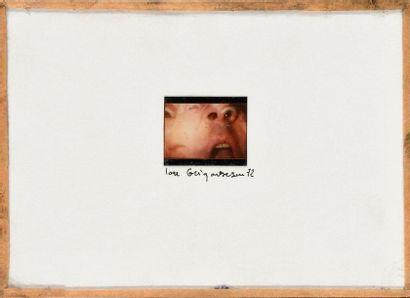 ION GRIGORESCU (ROU/ NÉ EN 1945) Double portrait...