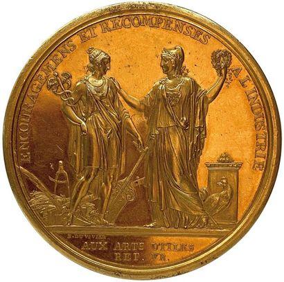 DIRECTOIRE 1795-1799 ENCOURAGEMENTS ET RÉCOMPENSES...