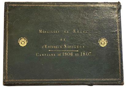 Coffret d'époque Napoléon (33,3 x 23,3 x...