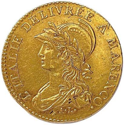 GAULE SUBALPINE 16 juin 1800 - 11 septembre...