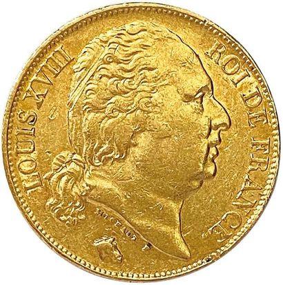 LOUIS XVIII Second gouvernement royal 1815-1824...