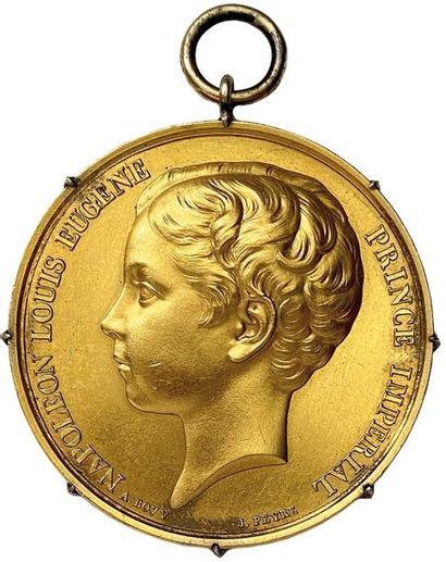 NAPOLÉON LOUIS EUGÈNE Prince impérial 1856-1879...