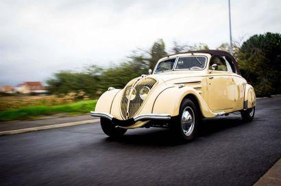 1939 Peugeot 402B Coach découvrable