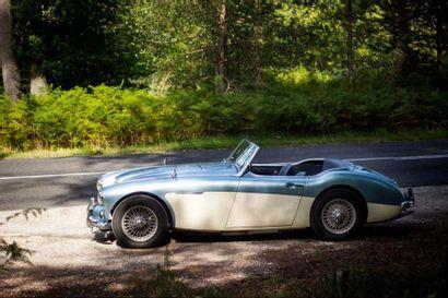 1960 AUSTIN HEALEY 3000 MKI BT7