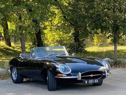 1965 Jaguar Type E Série 1 Roadster 4.2L