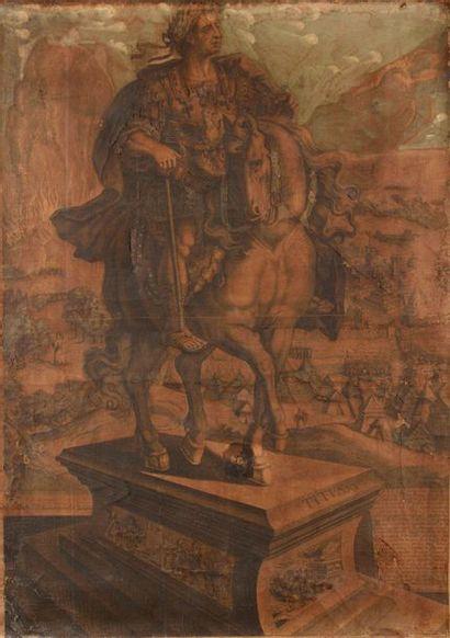 Pierre LANDRY (1630 – 1701) OTHON VIII –...