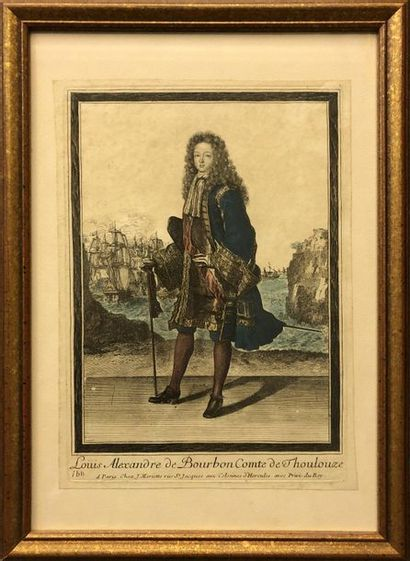Robert BONNART (1652 – 1733) COSTUMES : Clio...
