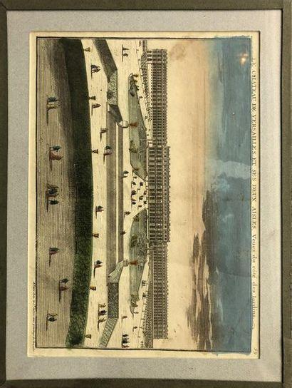 VERSAILLES : - le Château de Versailles et...