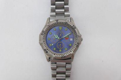 TAG HEUER N°964-013 Montre bracelet mixte...