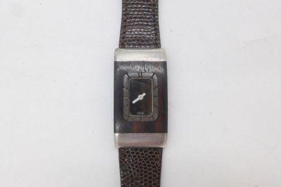LANVIN CIRCA 1960/70 Montre-bracelet de femme...