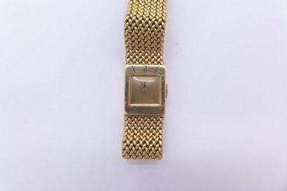 VACHERON CONSTANTIN ANNÉES 60 Montre bracelet...