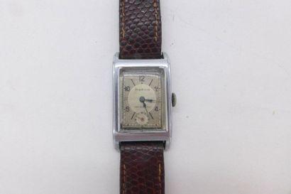 MARVIN VERS 1930 Montre bracelet rectangle...
