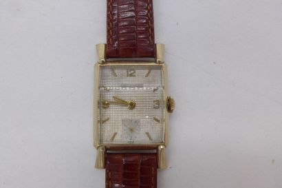 LONGINES WITTNAUER CIRCA 1930/40 Montre bracelet...