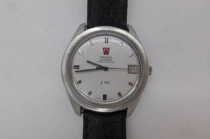 OMEGA Electronic f 300 Hz, SEAMASTER Chronometer...