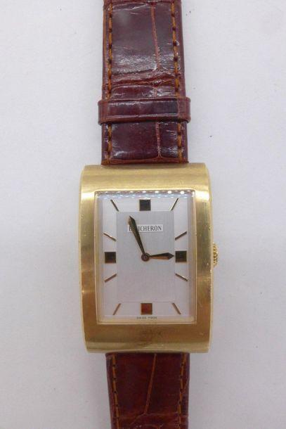 BOUCHERON RELIEF ICARE XL Montre bracelet...