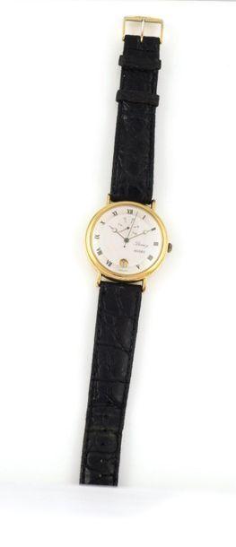 BERNEY Du 16.03.1996. Très belle montre en...