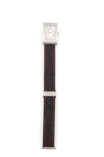 BOUCHERON Ref : 091-3573. Montre bracelet...