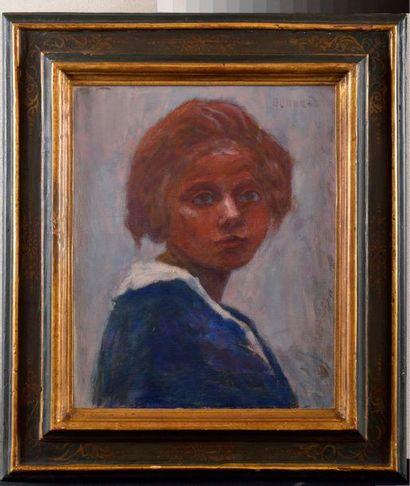 PIERRE BONNARD (1867-1947)   Portrait de...