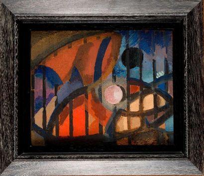 ALFRED RETH (1884-1966) Composition, 1962...