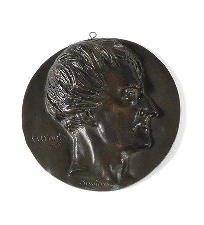 DAVID D'ANGERS Le Général Lazare Carnot (1753-1823)...