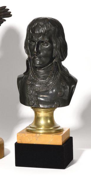 BOIZOT, D'APRES. « Le Premier Consul Bonaparte...