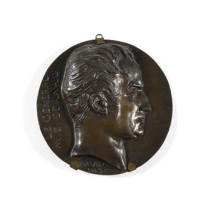 DAVID D'ANGERS Le Général Gérard (1773-1852)...