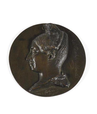 DAVID D'ANGERS La Duchesse d'Abrantès (1784-1838)...