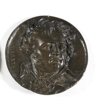 DAVID D'ANGERS Le Général Jean Baptiste Kléber...