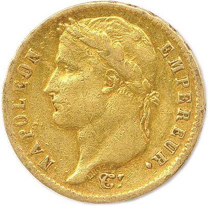 NAPOLÉON Ier1804-1814 20 Francs or (tête...