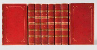 [BIBLE]. Biblia sacra. Paris, 1653. Petit...
