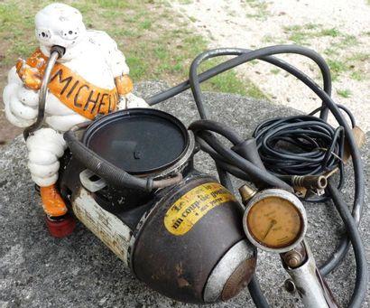 Gonfleur compresseur Michelin avec acces...