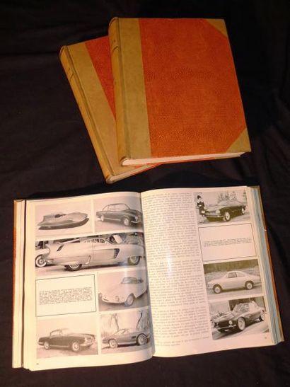 Velocità (3 volumes reliés), 1960, 1961,...