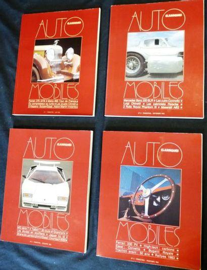 Automobiles Classiques, Collection complète...