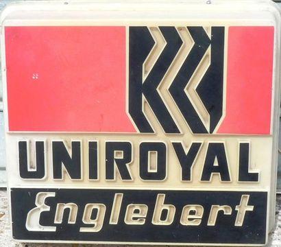 Enseigne lumineuse Uniroyal Englebert (36...