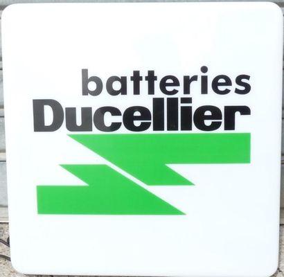 Enseigne lumineuse Batteries Ducellier (46...