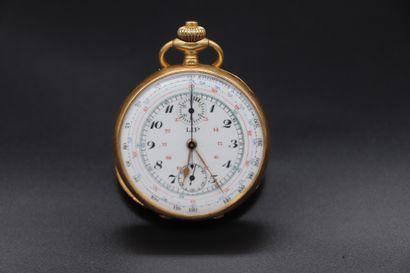 LIP Chronographe Sport Tachymètre Circa 1925....