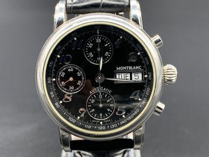 MONTBLANC Meisterstück 4810 Chronograph modèle...