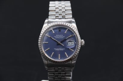 ROLEX, oyster perpetual DATEJUST 16030/ R225088...