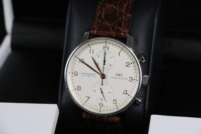 IWC Schaffhausen Portuguese Chronographe...