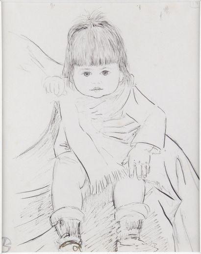 GEORGE LACOMBE (1868-1946) Sylvie Juliette...