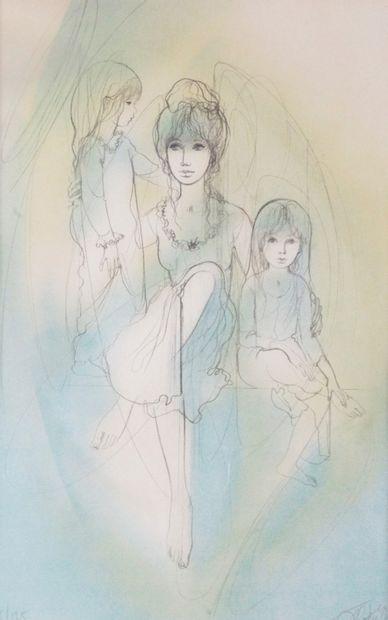 JEAN-BAPTISTE VALADIÉ (1933-) Mère et ses...