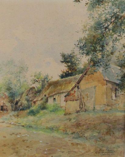LUIS JIMÉNEZ Y ARANDA (1845-1928) Wambez,...