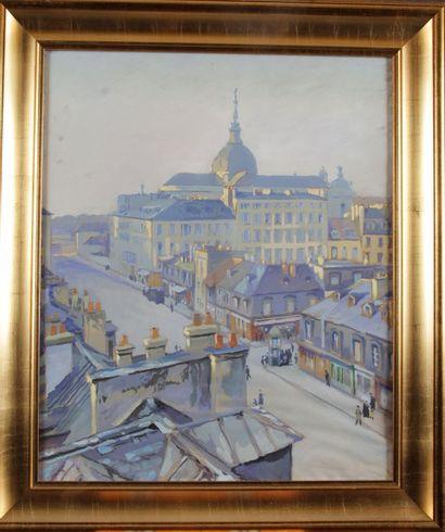 Pierre Etienne Marie LAHALLE (1877-1956)...