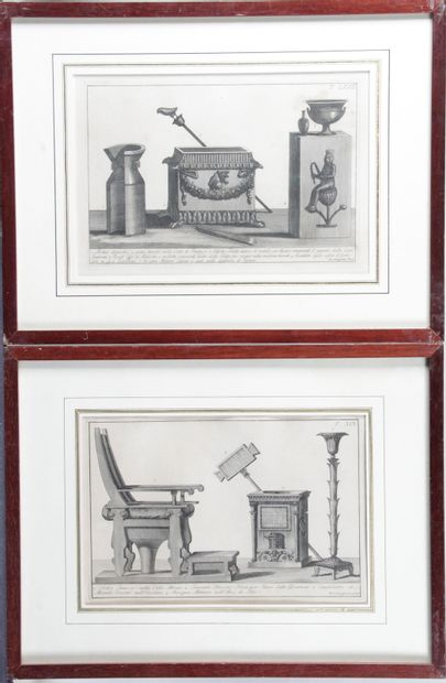 Lorenzo ROCCHEGGIANI, actif entre 1804 et...